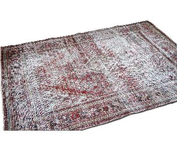Old New House Distressed Joshegan Rug