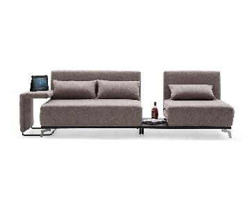 The Smart Sofa Double Seat Sofa Bed