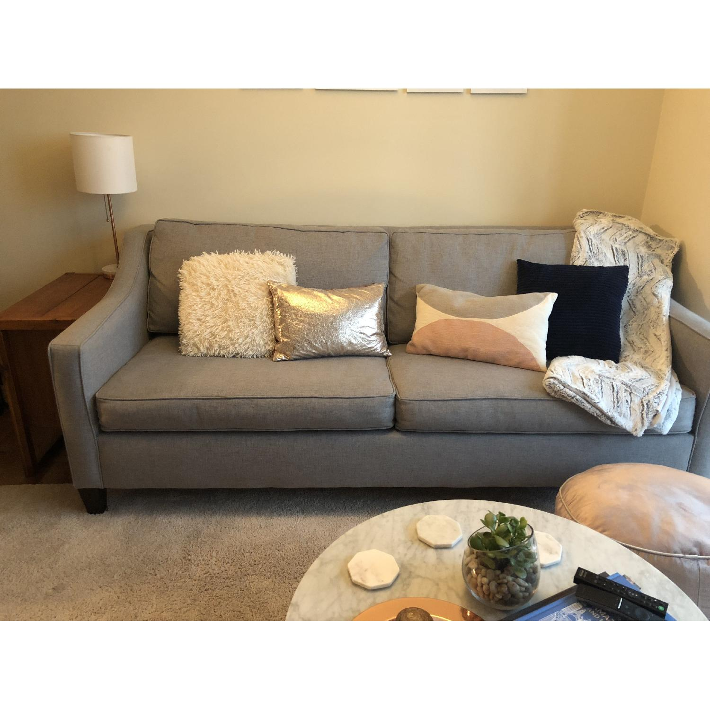 West Elm Paidge Queen Sleeper Sofa AptDeco