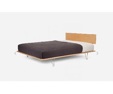 Modernica Case Study V-Leg Queen Bed Frame