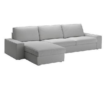 Ikea Kivik 4 Seat Sectional Sofa