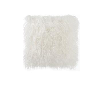 TOV Furniture Tibetan Sheep Pillow