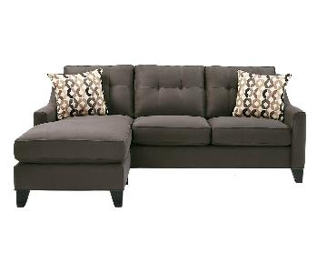 Rooms To Go Madison Place 2 Piece Sectional Sofa