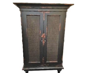 2 Door Storage Cabinet/Armoire