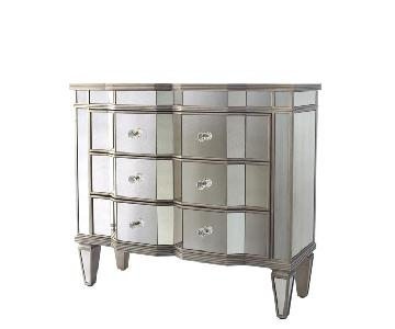 Horchow Chelsea Mirrored Chest