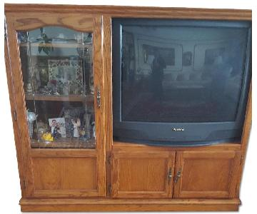 Broyhill Entertainment Center