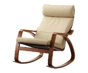 Ikea Paoang Rocking Chair