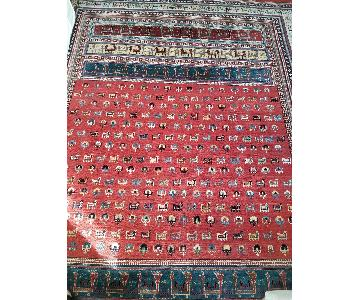 ABC Carpet and Home Tribal Area Rug