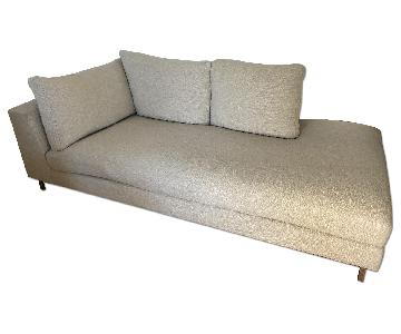 Room & Board Chaise Lounge