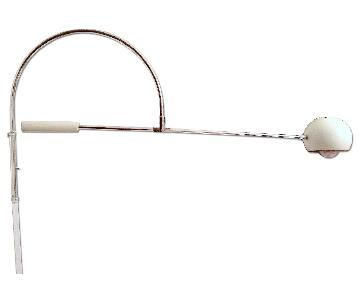 Robert Sonneman Mid Century Orbital Swing Wall Lamp