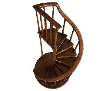 Scully & Scully Rosewood Vintage Staircase