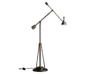 Restoration Hardware Counterpoise Task Floor Lamp