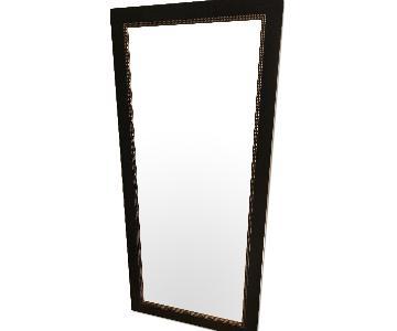 BrylaneHome Framed Full Length Mirror