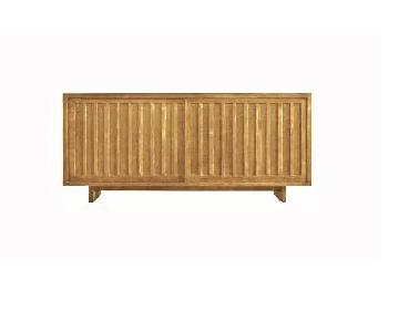 Room & Board Concord Sliding Door Credenza