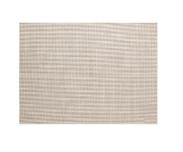 Chilewich Basketweave Floor Mat in Khaki