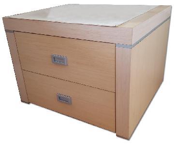 Smamobili Zen Italian Design Bed Side Table