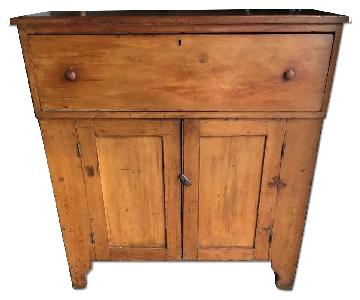 Antique Jelly Cupboard/Cabinet