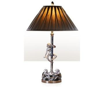 Theodore Alexander Monkey Table Lamp