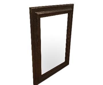 Crate & Barrel Wall Mirror