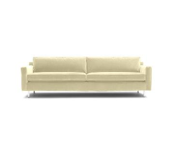 Mitchell Gold + Bob Williams Hunter Sofa in Welt Natural