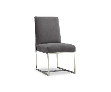 Mitchell Gold + Bob Williams Gage Low Dark Grey Dining Chair
