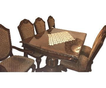 6 Piece Expandable Dining Set