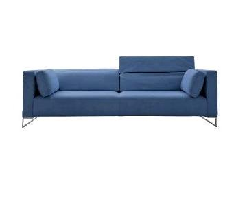 Ligne Roset Urbani Moveable Sofa w/ Arm Cushions