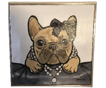 Puppy Painitng