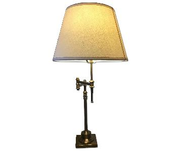 Restoration Hardware Library Collection Swing-Arm Table Lamp