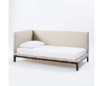 West Elm Nailhead Trim Daybed