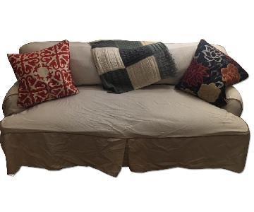 Custom Made Queen Size Sleeper Sofa