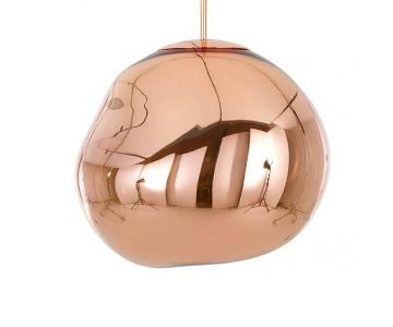 Tom Dixon Melt Pendant in Copper