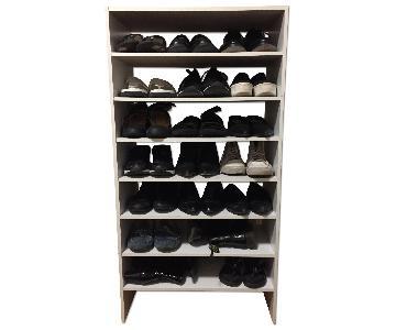 ClosetMaid 4-Piece Stackable Shelving Unit
