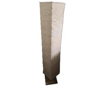 Fabric Standing Floor Lamp