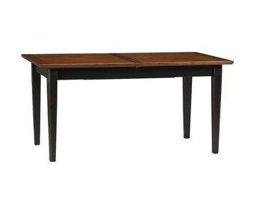 Crate & Barrel Pranzo Extension Dining Table