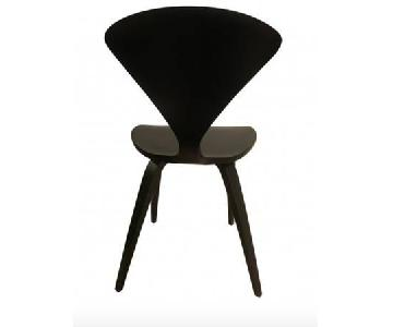 The Cherner Chair Company Ebonized Side Chair