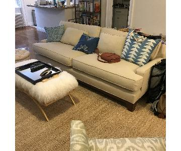 Mitchell Gold + Bob Williams Sofa