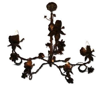 Antique Modern Chandelier