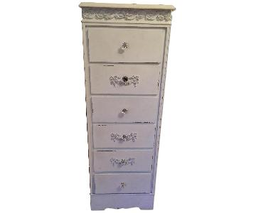 Props for Today Shabby Chic Lingerie Chest