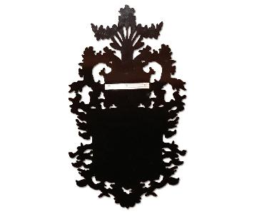 Family Coat of Arms Inspired Metal Modern Art