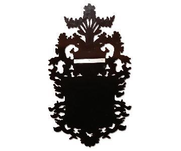 Family Coat of Arms Inspired Metal Modern Art