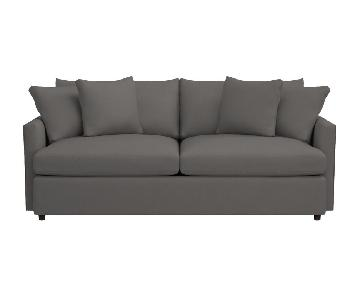 Crate & Barrel Lounge Sofa