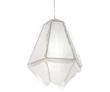 Vintage Wire Inspired Koushi Pendant Lamp