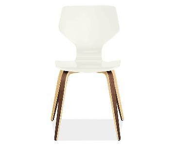 Room & Board Pike Modern Wood Base Chair