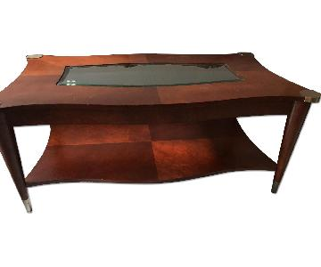 Bob's Wooden Coffee Table