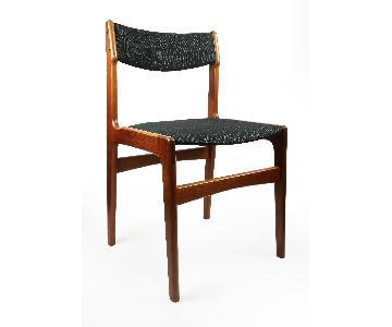 Anderstrup Mobelfabric Danish Modern Dining Chair