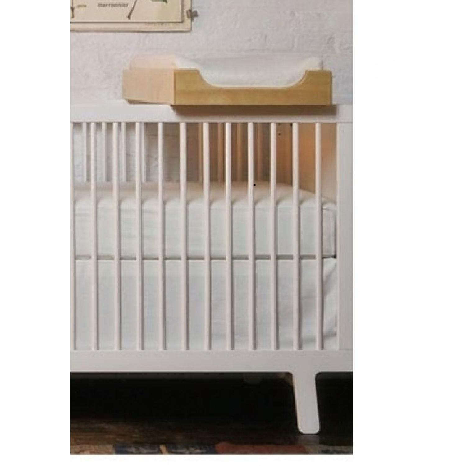 0241f3287835 ... Oeuf Sparrow Crib w/ Changing Table Top-1 ...