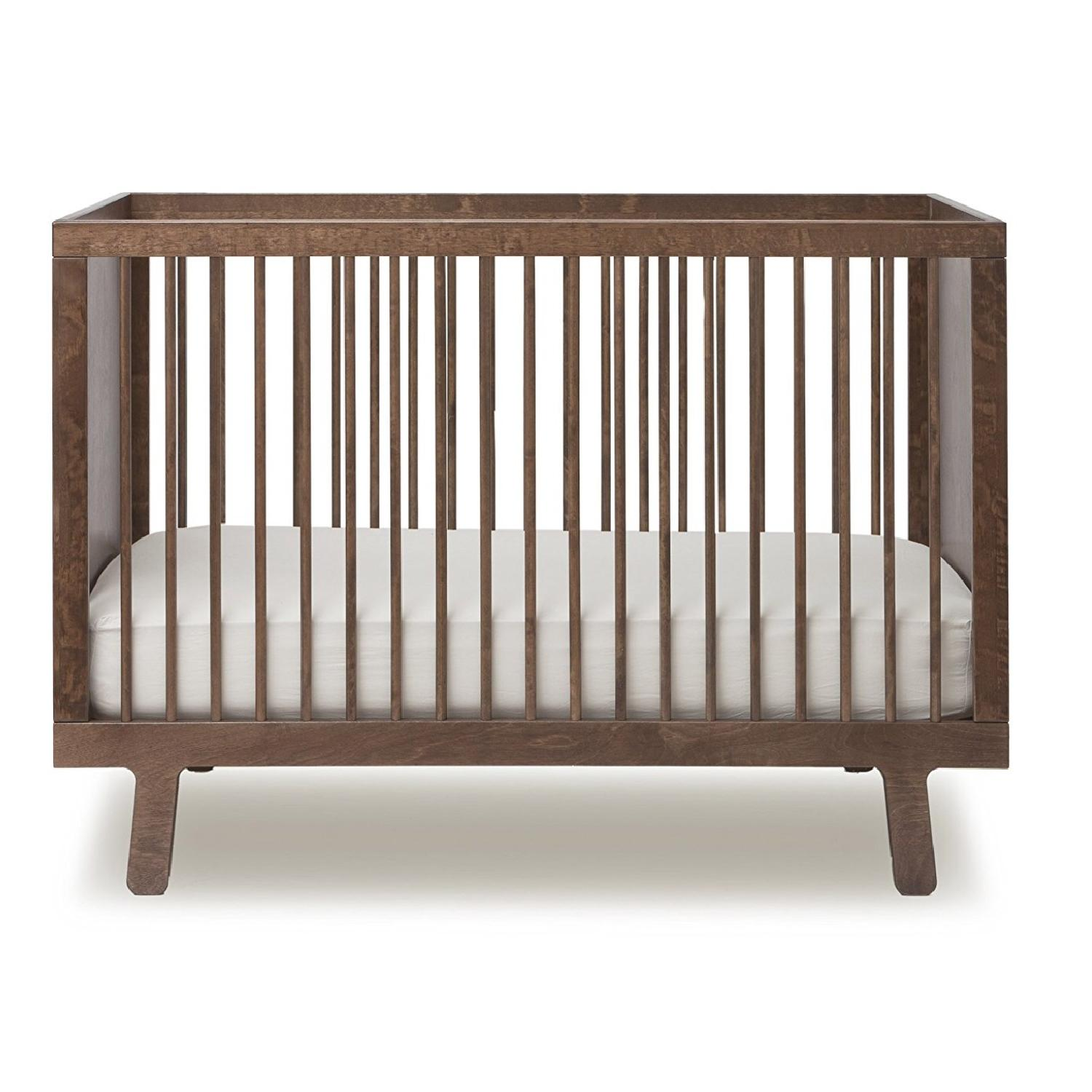 4dea29fd2702 ... Oeuf Sparrow Crib w/ Changing Table Top-2 ...