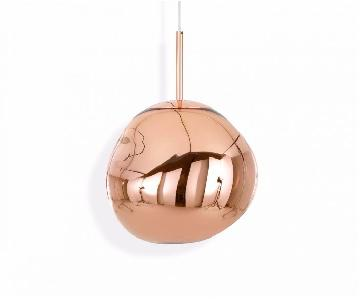 Tom Dixon Melt Mini Pendant in Copper