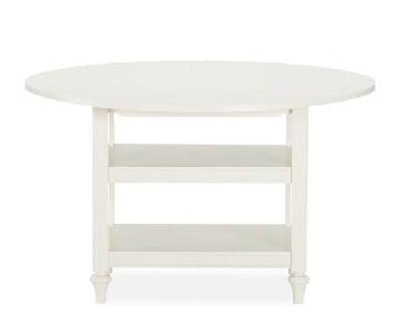 Pottery Barn Shayne Drop Leaf Kitchen Table